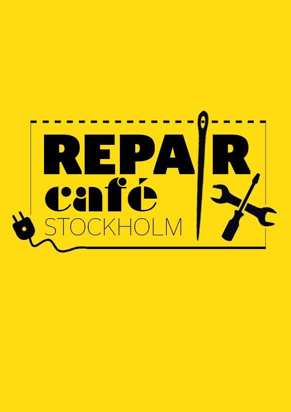 Repair Café Stockholm logo